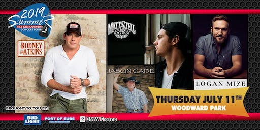 93.7 KISS Country Summer Concert Series featuring Rodney Atkins