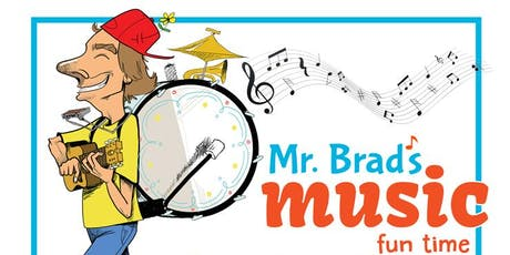 Free Kids Event: Mr. Brad's Music Fun Time tickets