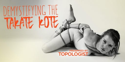 Demystifying the Takate Kote (Box Tie) presented by Topologist