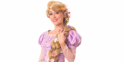 Rapunzel Tea Party