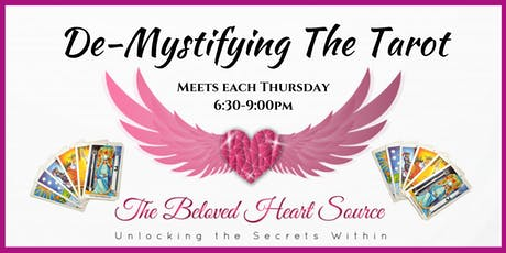 De-Mystifying The Tarot w/Susanah Magdalena tickets