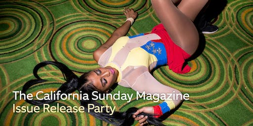 The California Sunday Magazine: Designing a Mood
