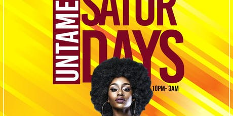 Untamed Saturdays tickets