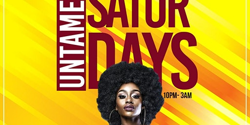 Untamed Saturdays