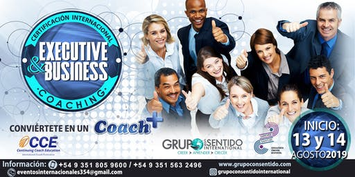 CERTIFICACION INTERNACIONAL EN EXECUTIVE COACHING (CIEC)