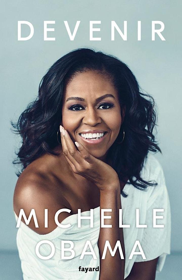 """Image pour Read & Talk : """"Devenir"""" by Michelle Obama"""