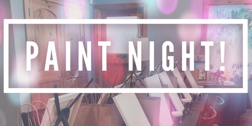 Paint Night At the Goat with OlyasCreations