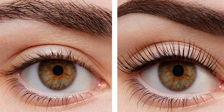 Lash Lift and Tint Training Class tickets