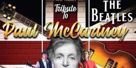 Neil Tudor, Paul McCartney Tribute tickets