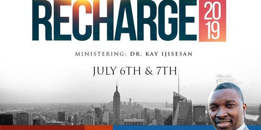Recharge 2019 - Annual Conference with Dr. Kay