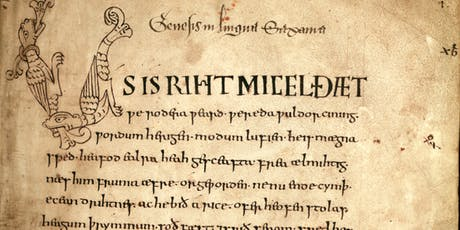 Anglo-Saxon Metre and Literary Studies (CLASP project workshop) tickets