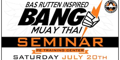 BANG Seminar with Duane Ludwig