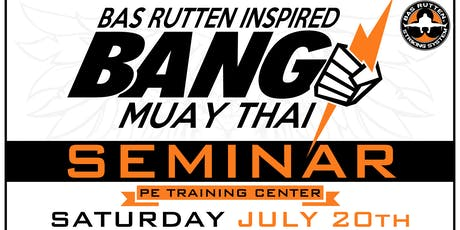 BANG Seminar with Duane Ludwig  tickets