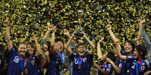 Women's World Cup Viewing Party:  Japan Vs. England