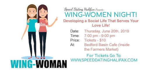 Wing-Women Night!