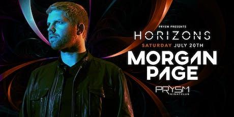 HORIZONS FT. MORGAN PAGE tickets