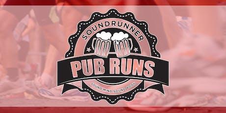 Pub Run with Stony Creek Beer tickets
