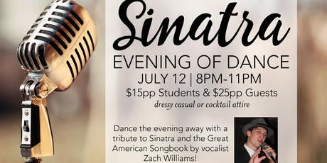 Sinatra: Evening of Dance! tickets