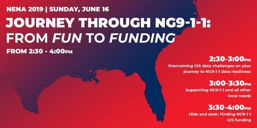 Journey Through NG9-1-1: From Fun to Funding