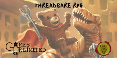 Play the Threadbare Role Playing Game