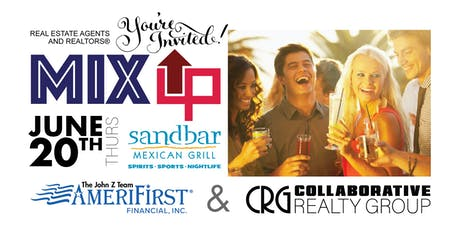 MixUP! Real Estate Agent Mixer & Networking Event tickets