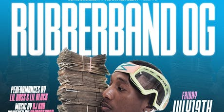 Rubberband OG Performing Live tickets