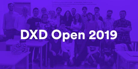 DXD Open 2019 tickets
