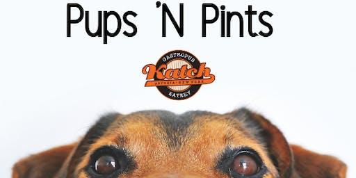 Pups 'N Pints @ Katch Astoria