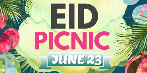 Eid Picnic:Colonel Samuel Smith Park: Sunday June 23