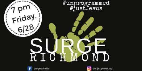 Surge! Richmond, VA tickets