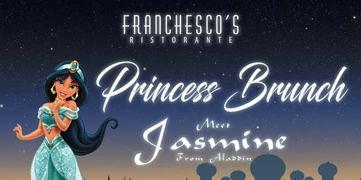 Princess Brunch at Franchesco's!