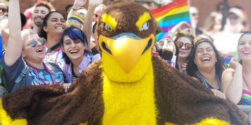 Truman College Walks the PRIDE Parade
