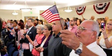 GRATIS: Conoce el Camino a la Ciudadanía entradas