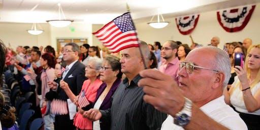 GRATIS: Conoce el Camino a la Ciudadanía