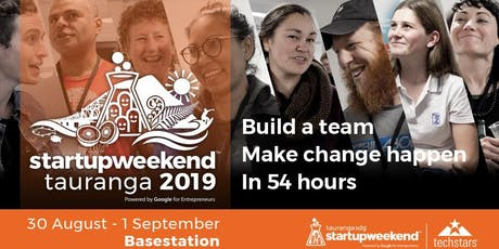 Tauranga Startup Weekend_Sustainable Development Goals (SDG)  tickets