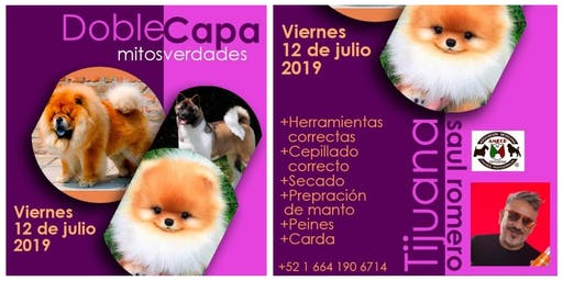 Estética Canina DOBLE CAPA