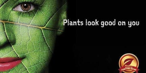 Plant Healthy Potluck 6/27/19
