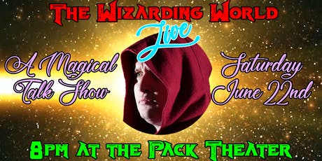 The Wizarding World LIVE: A Magical Talk Show tickets