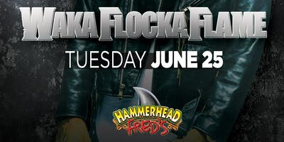 WAKA FLOCKA FLAME LIVE IN CONCERT:  SUMMER CONCERT SERIES