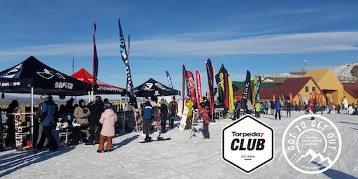 Free Bus to Cardrona Demo Day w/ Torpedo7 Club