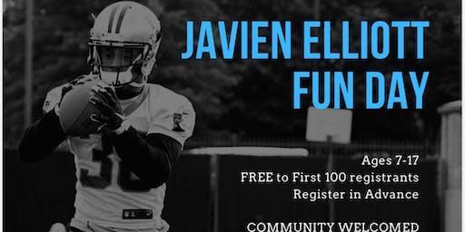 Javien Elliott Fun day 2019