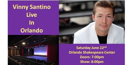 Vinny Santino Live in Orlando tickets