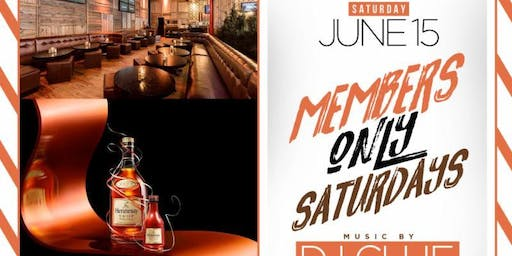 Member's Only Saturdays with Power 105's DJ Clue