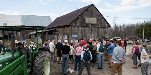 Free Farm Tour: Sustainable & Co-operative Agriculture in the Greenbelt