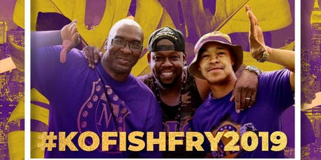 ANNUAL KO FISH FRY 2019 tickets
