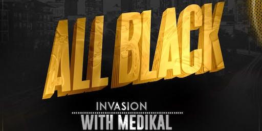 ALL BLACK Invasion, Atlanta