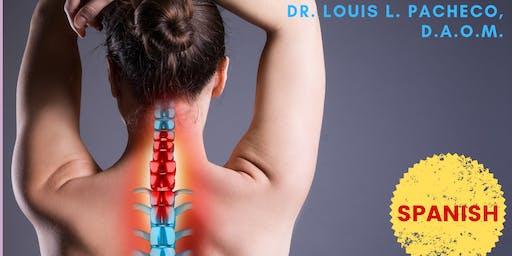 Liberese de sus dolores crónicos de cuello, las migrañas y el vértigo!