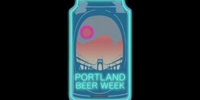 PDX Beer Week Bottle Share