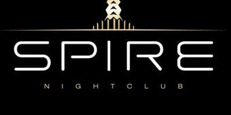 Spire Night Club tickets