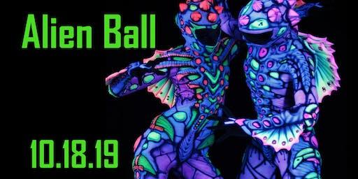 Kansas City Alien Ball